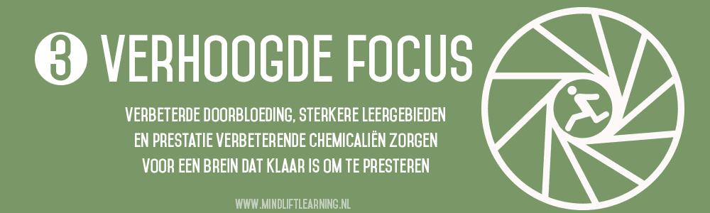 Hardlopen-verhoogde-focus